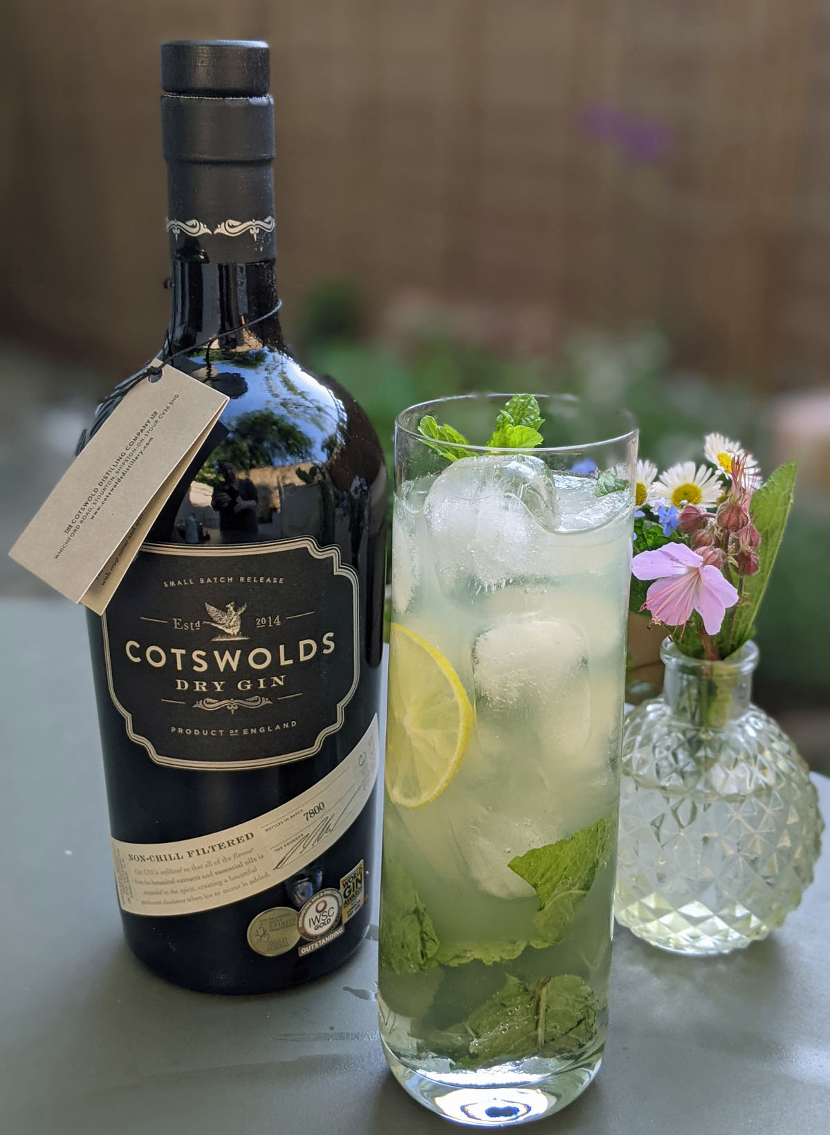 Cotswold Dry Gin Mojito