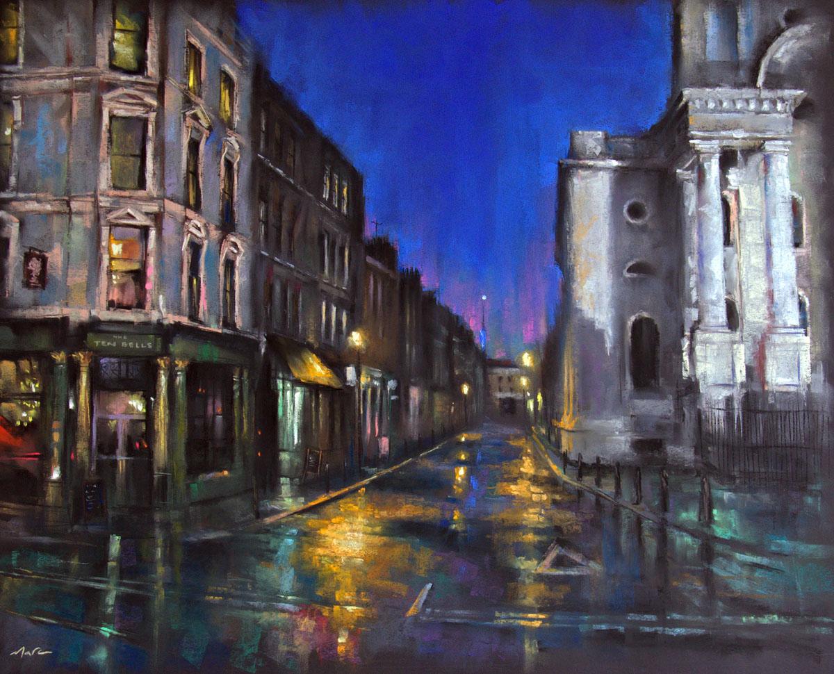 Fournier Street, Spitalfields MG