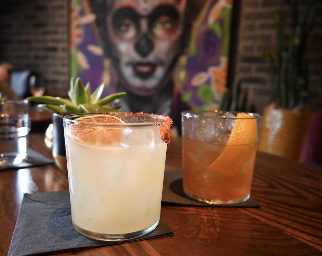 Los Mochis cocktails