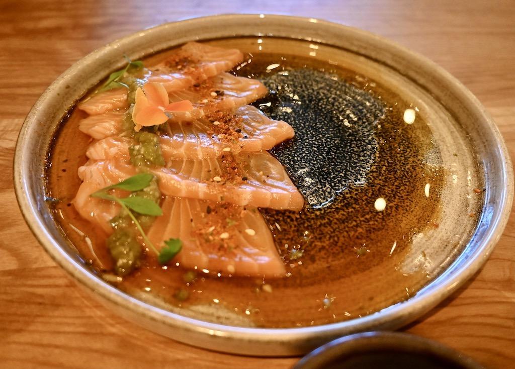 Los Mochis salmon