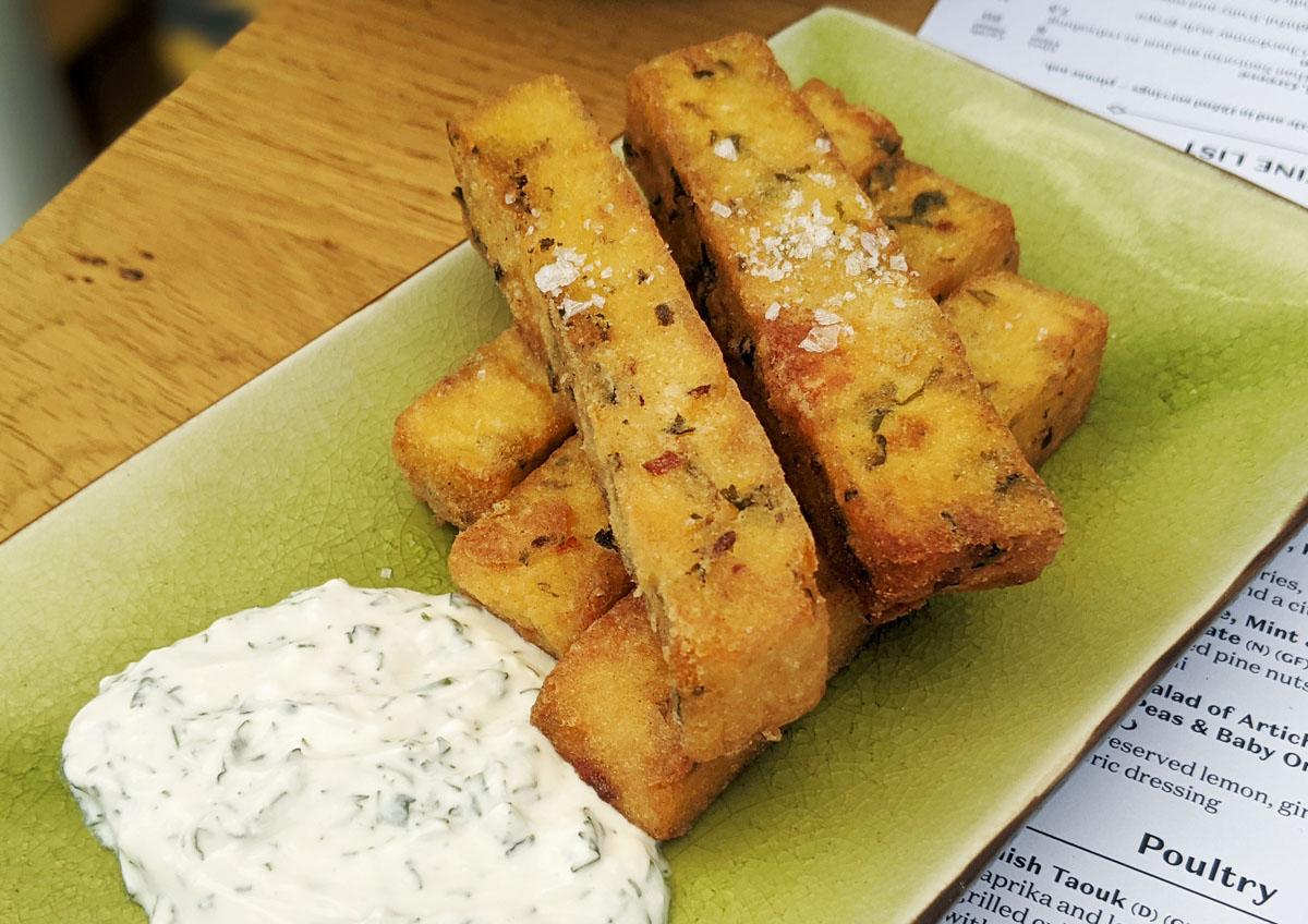 Polenta Fries - Ceru