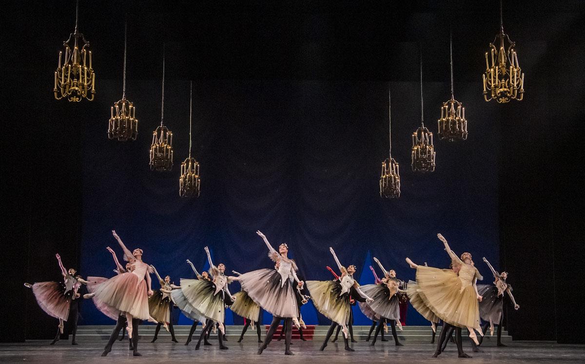 The Royal Ballet School Summer Performance @ Royal Opera House.