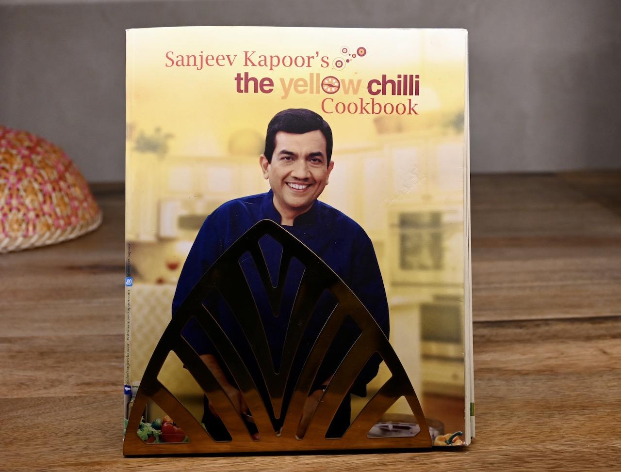 Sanjeev Kapoor - The Yellow Chilli