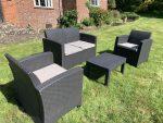 Sefton Meadows ' Florence Outdoor Garden Lounge Set 1