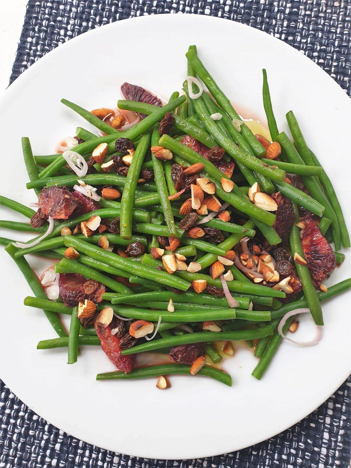 Sicilia green beans