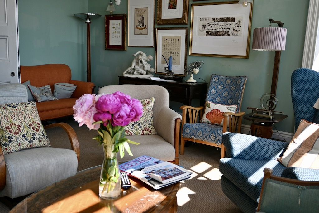 Bay Tree Hotel Living room