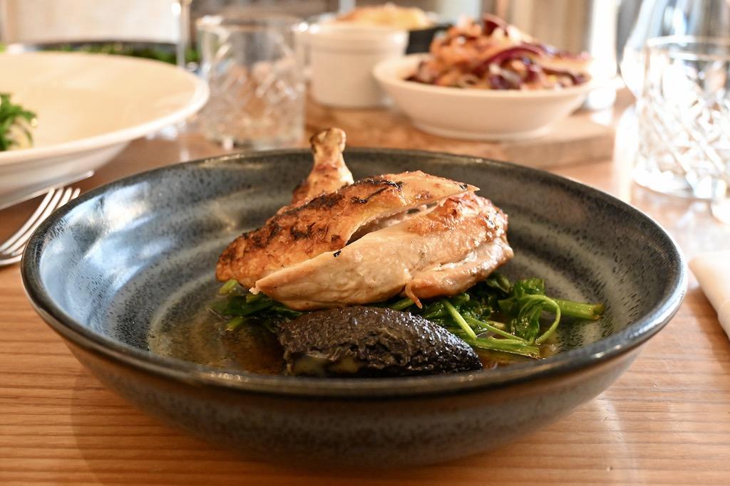 Chicken supreme - Sands Hotel