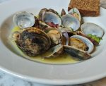 Clams Noble Rot
