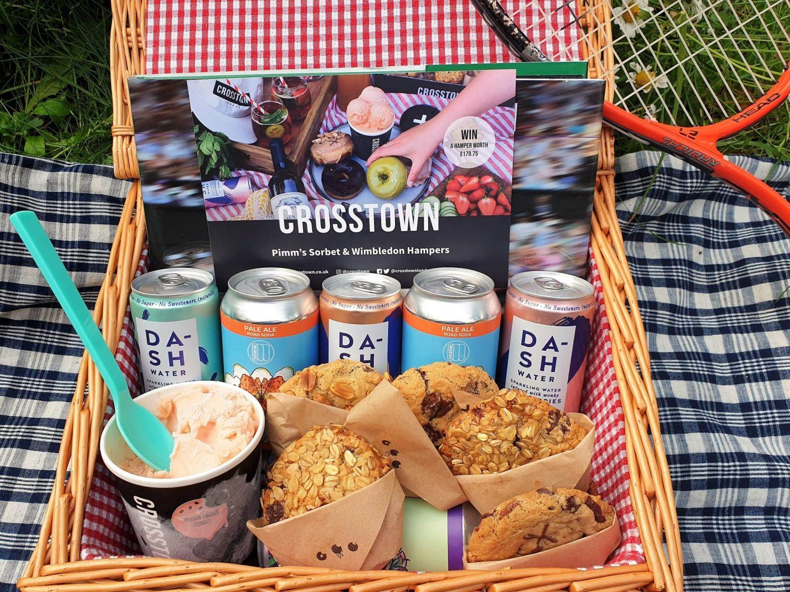 Crosstown - Game, Set, Match box-