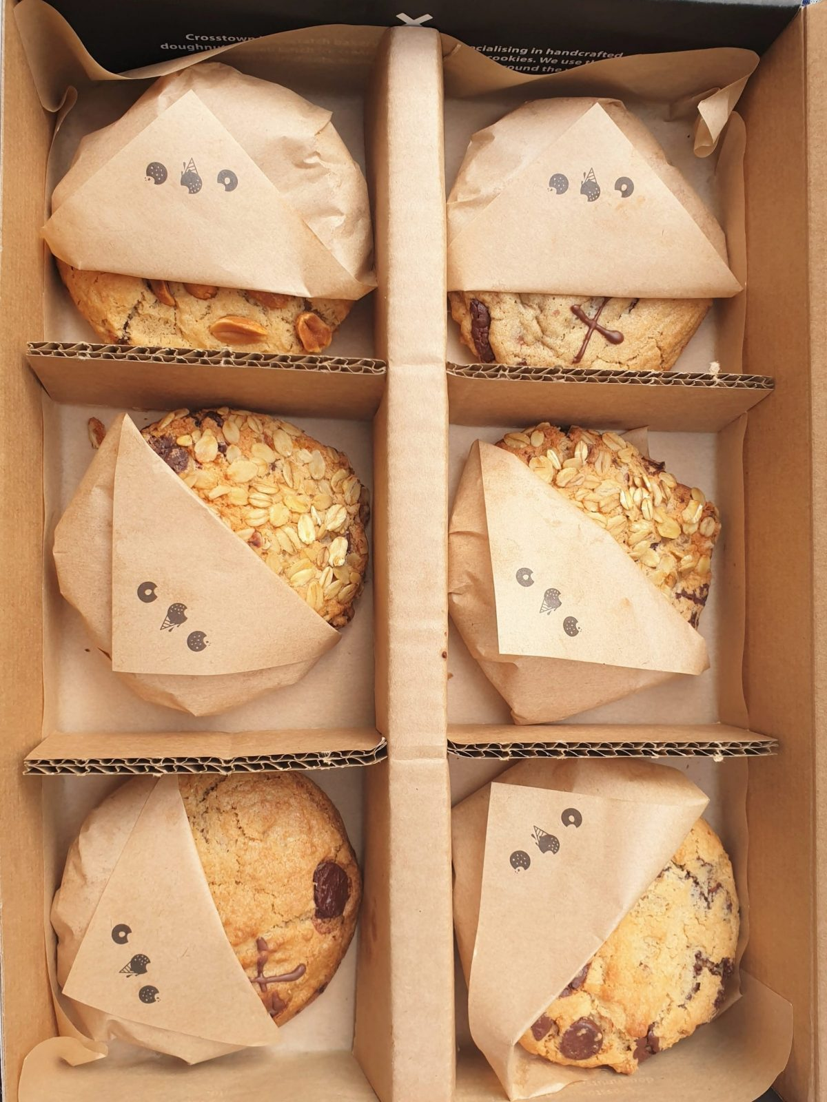 Crosstown speciality cookies