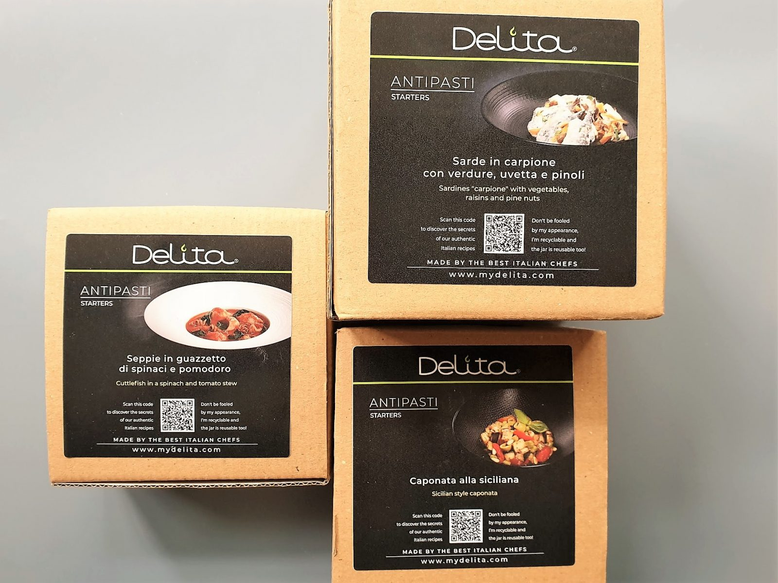 Delita packaging
