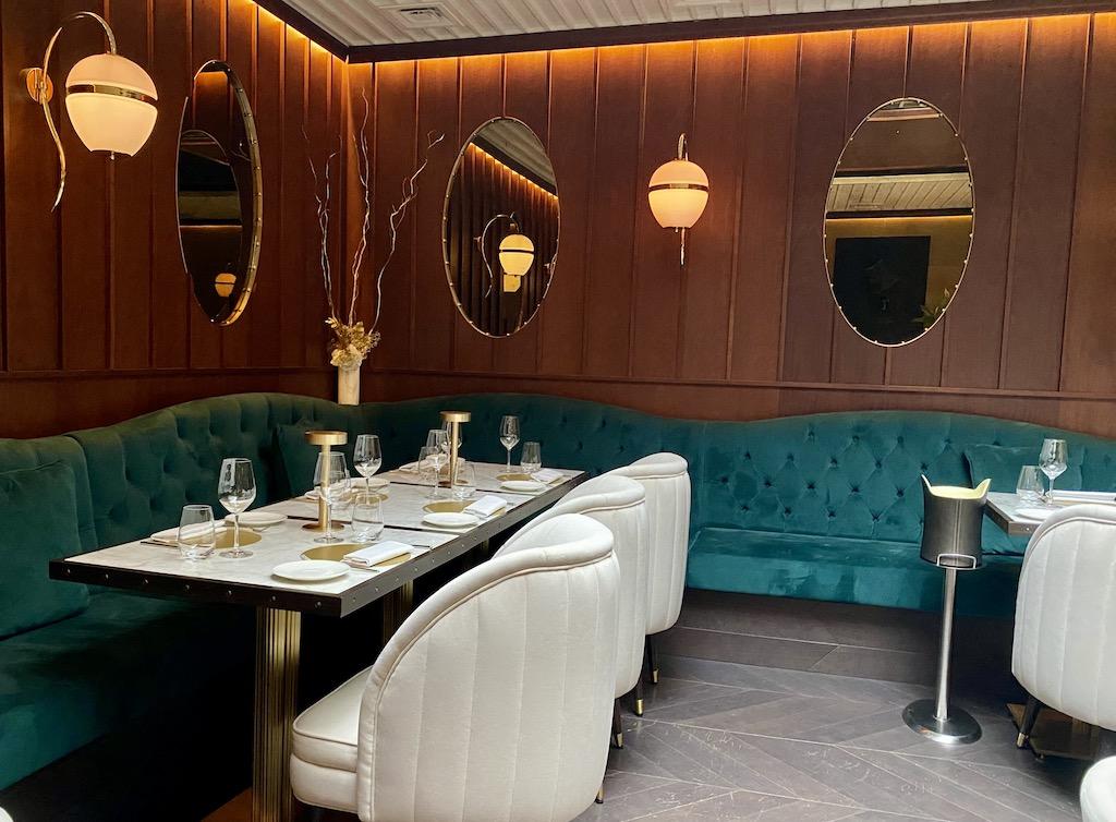 IT London interior