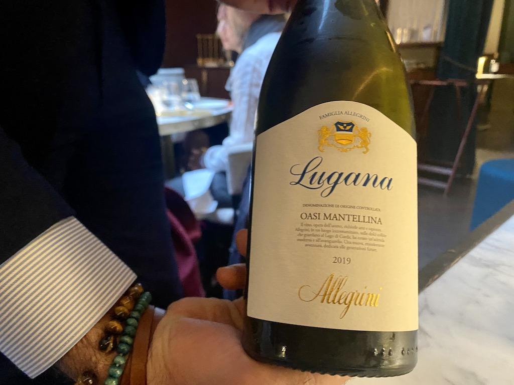 IT London wine