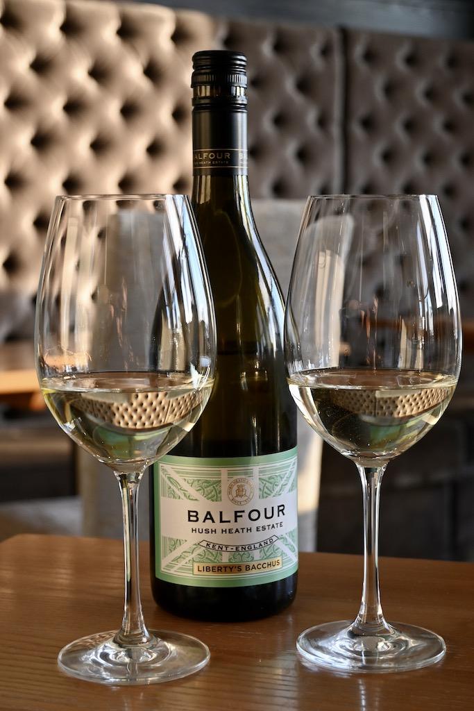Kent Balfour wine