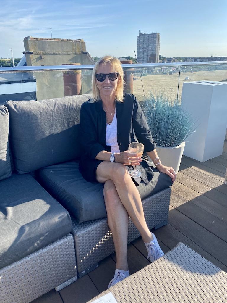 On Sands Hotel Rooftop bar