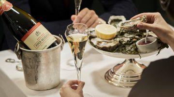 Piper Heidsieck prohibition champagne