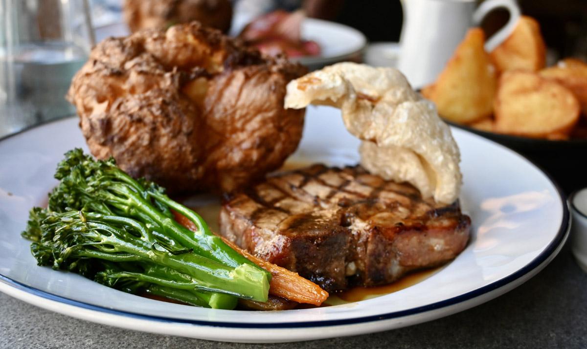 Pork - The Blue Boar