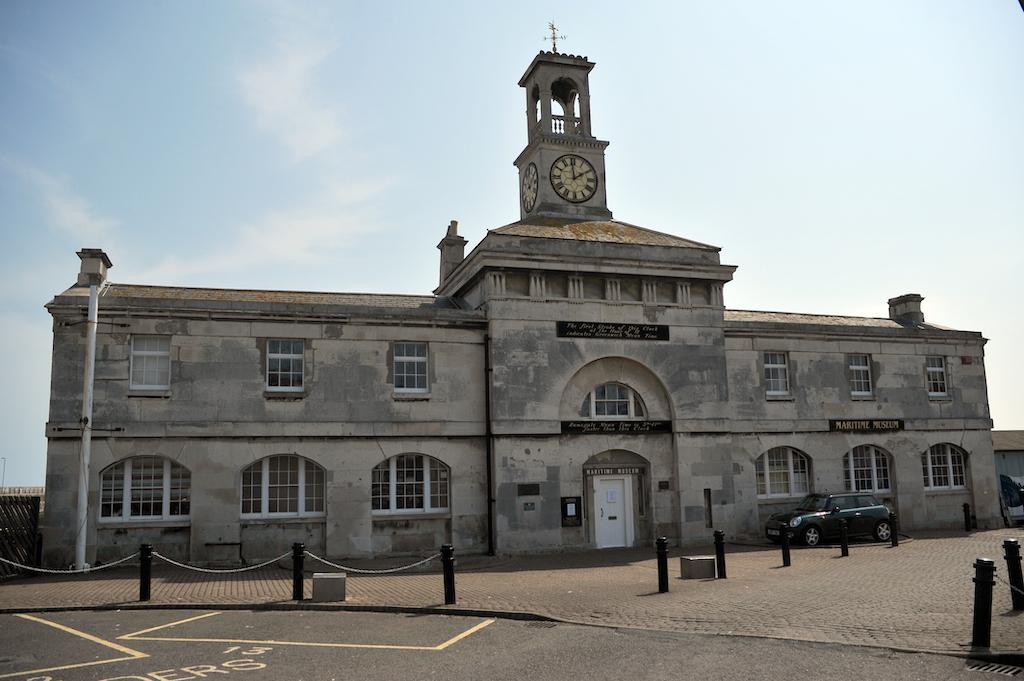 Ramsgate Maritime Museum.