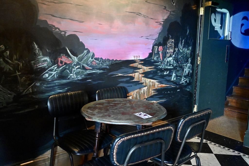 The Albion Rooms - Bar