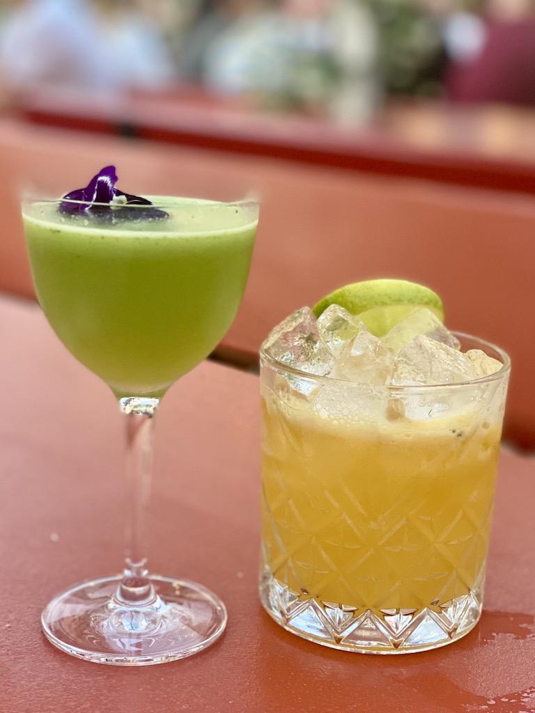 The Phoenix - cocktails