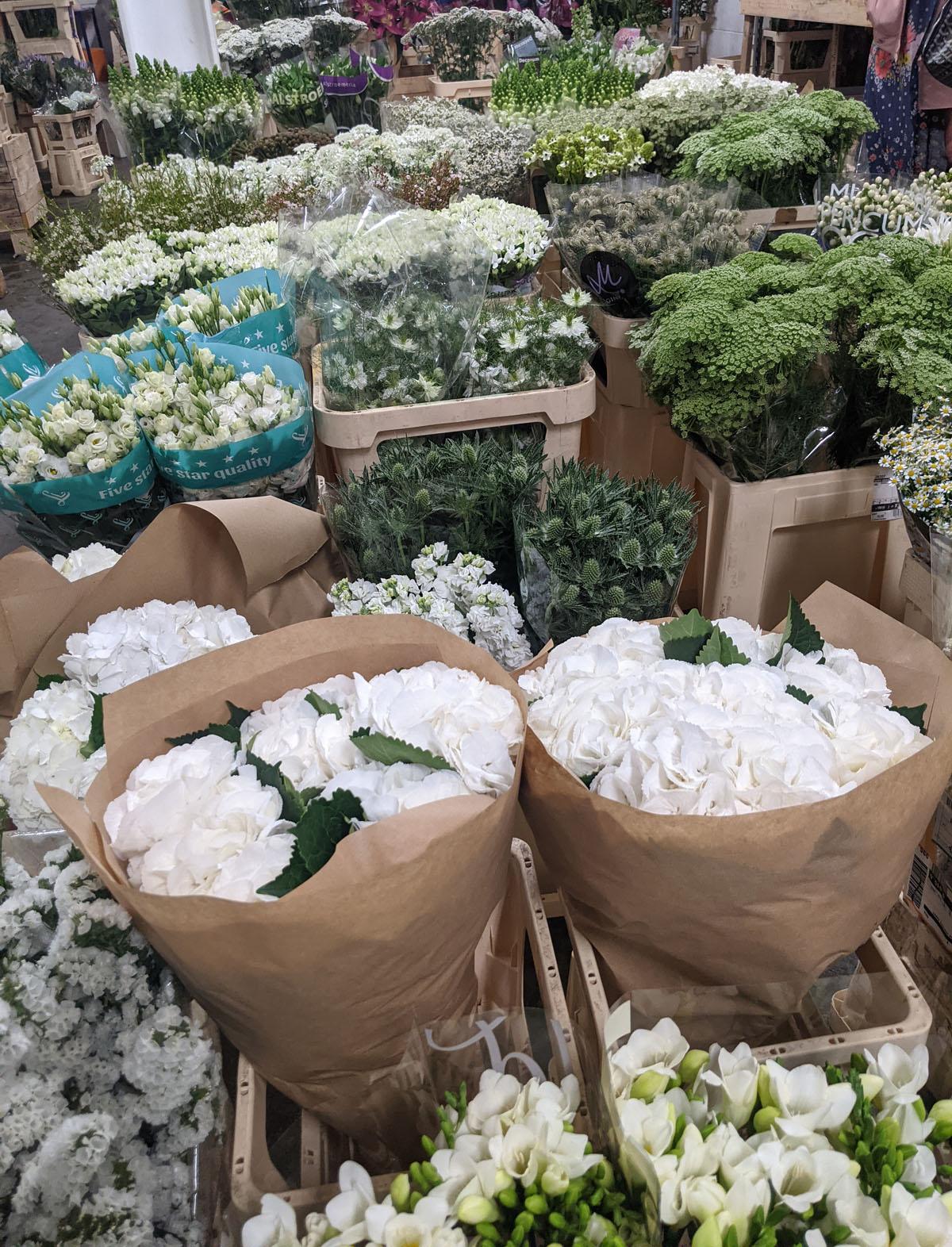 Whites - New Covent Garden Market