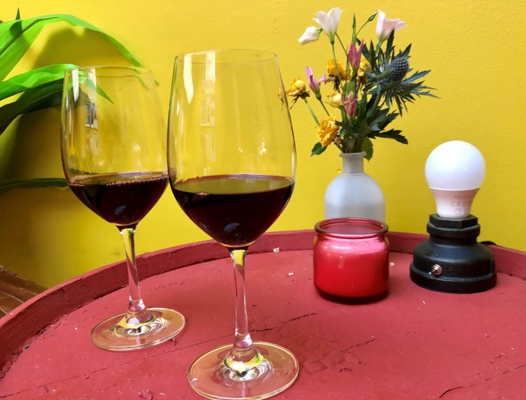 Amelie's Wine House Red Wine Selection