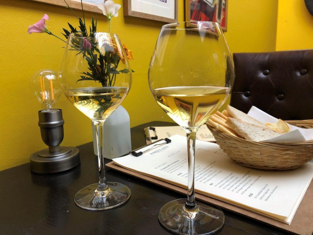 Amelies Wine House White Wine