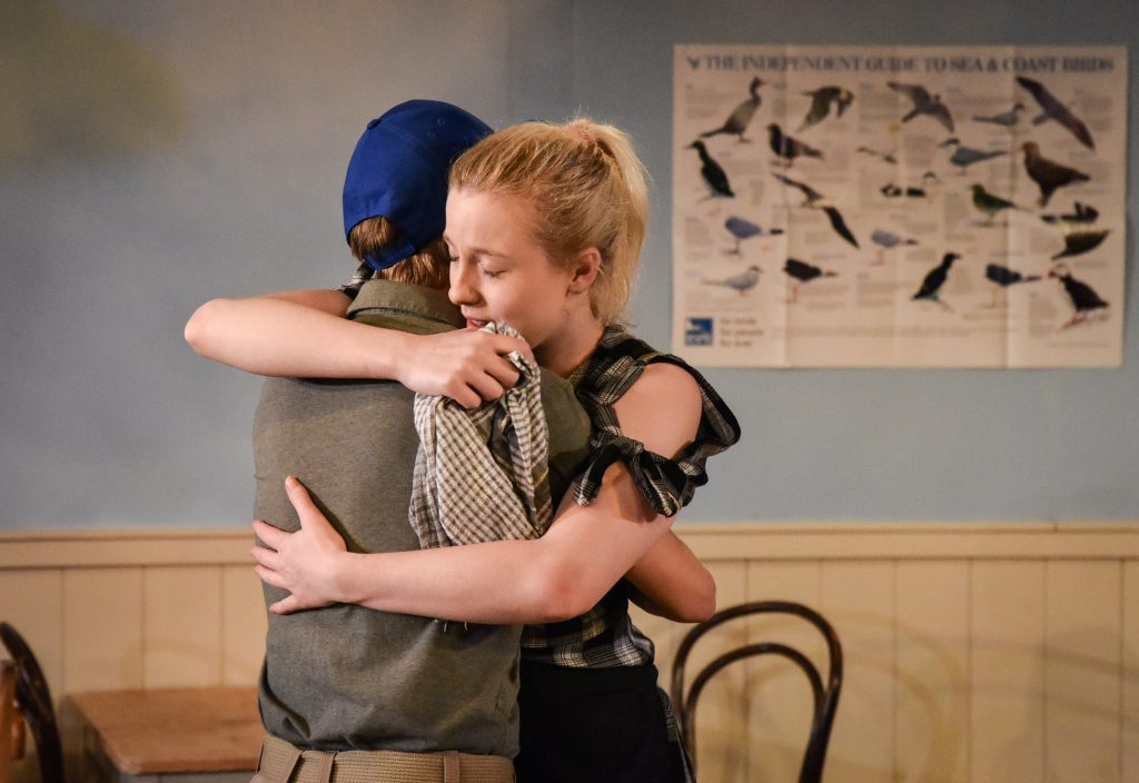 The relationships of Big Big Sky - showing at Hampstead theatre