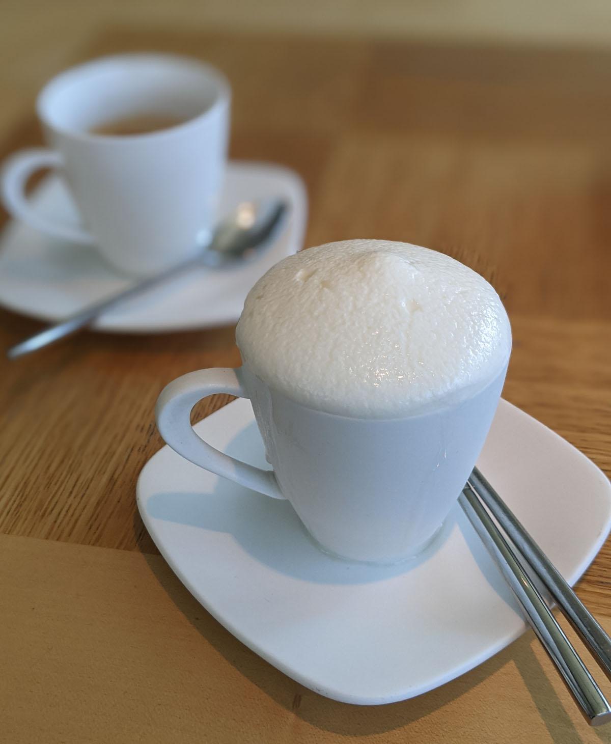 Cappuccino Whisky Dessert - Nobu