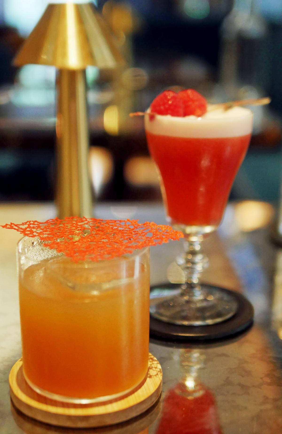 Cocktails - Churchill Bar