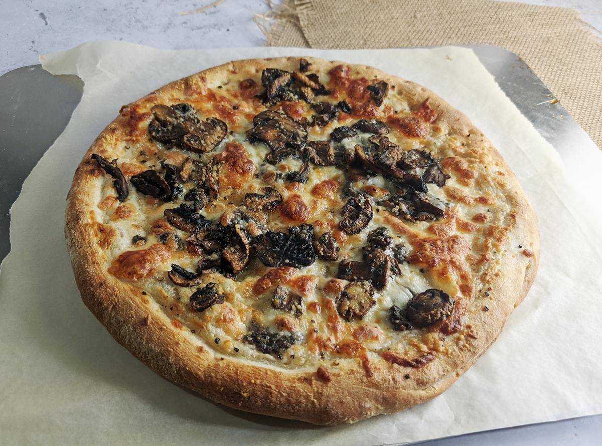 Crosta Mollica Pizza