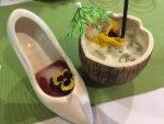 Romulo's Imelda's high heels and Boracay Dreams
