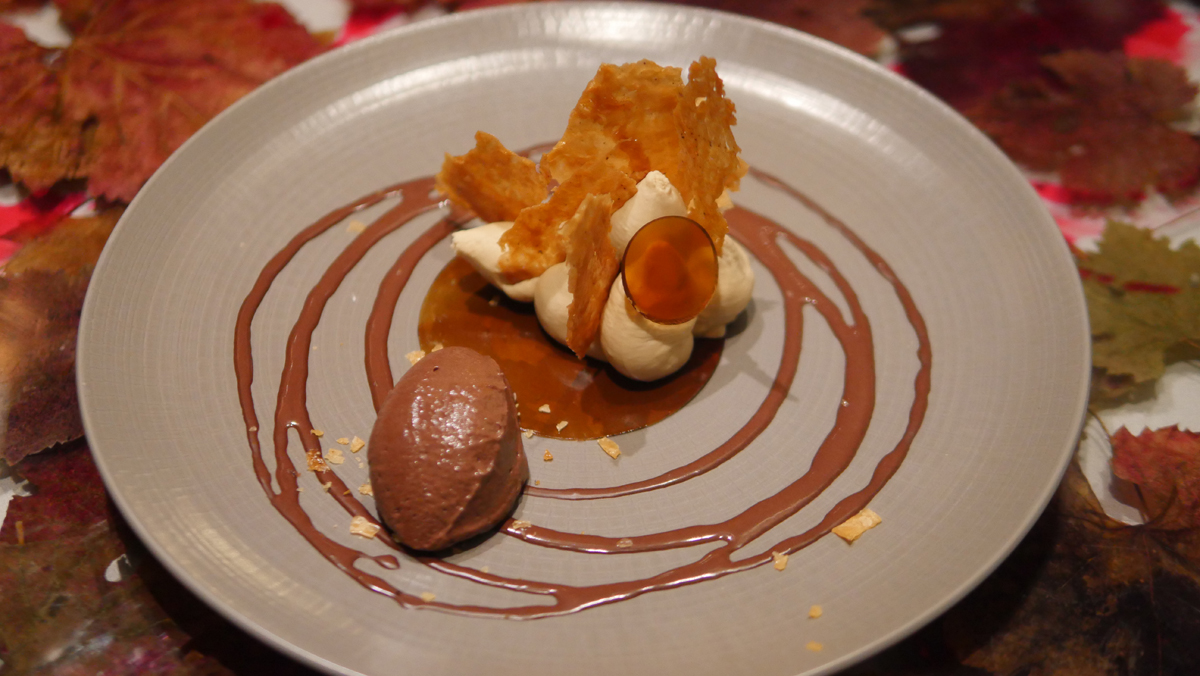 Dessert - Magenta