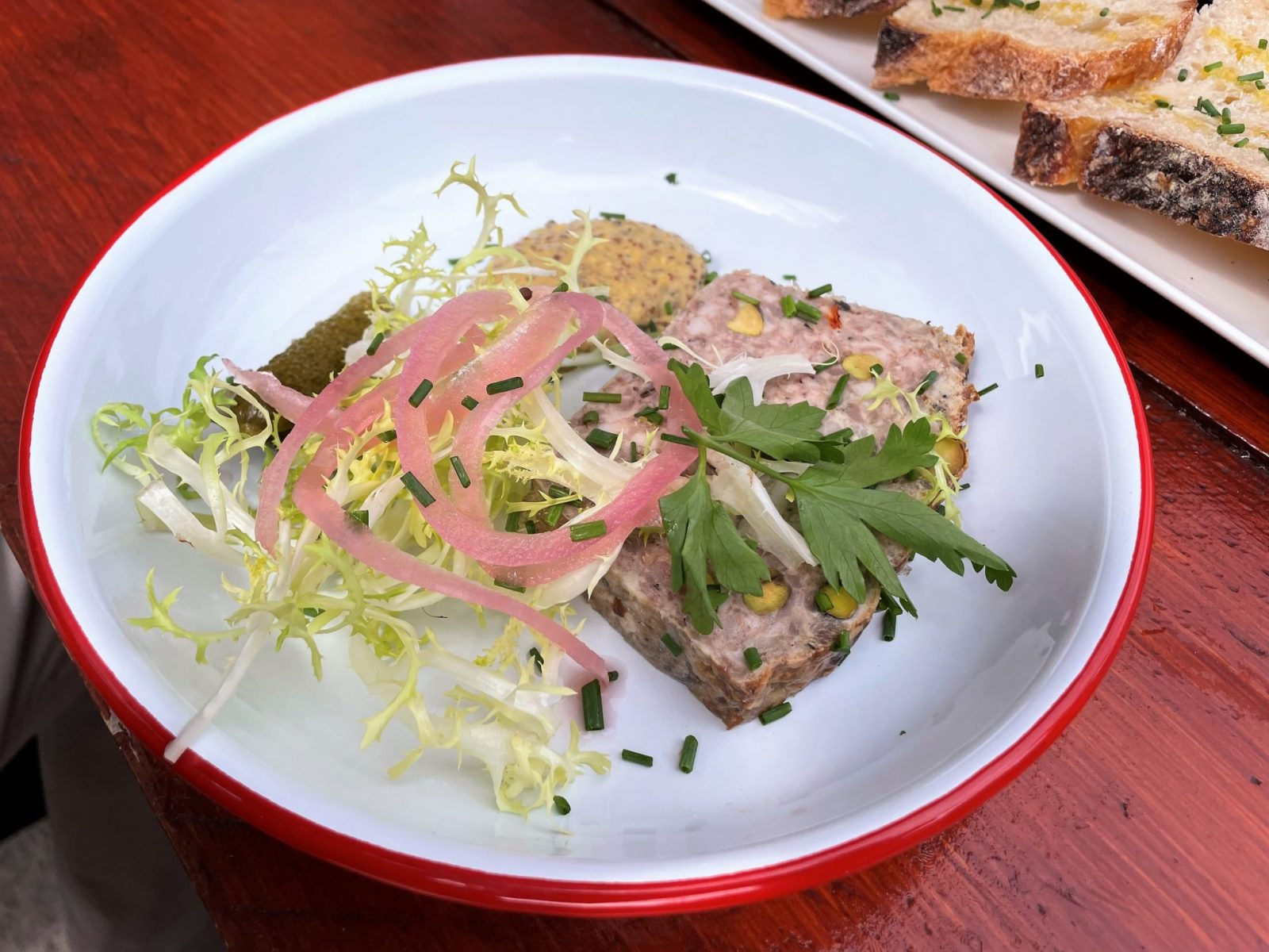 Flying Frenchman pate