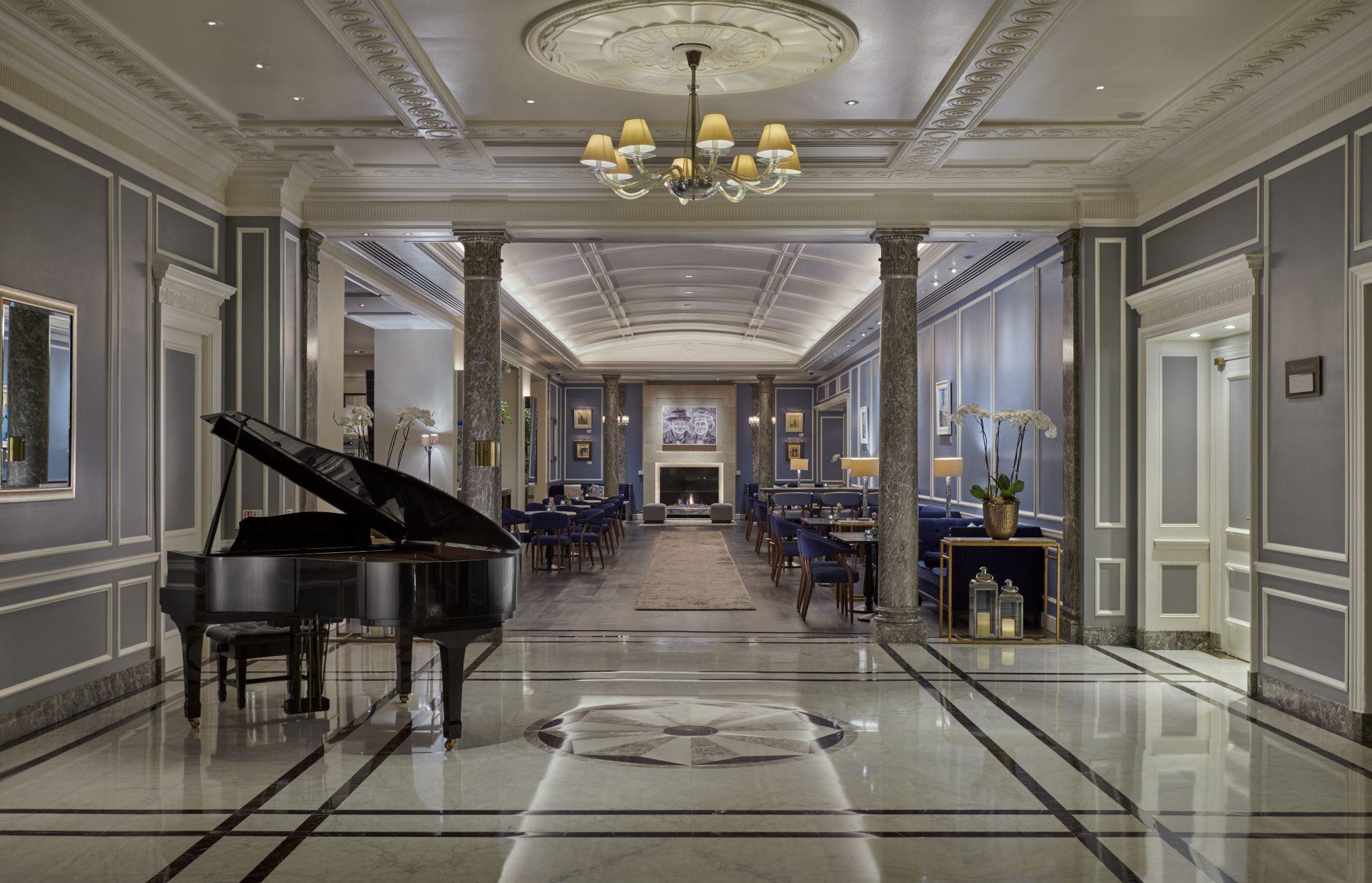 Hyatt Regency The Churchill - Lobby HERO