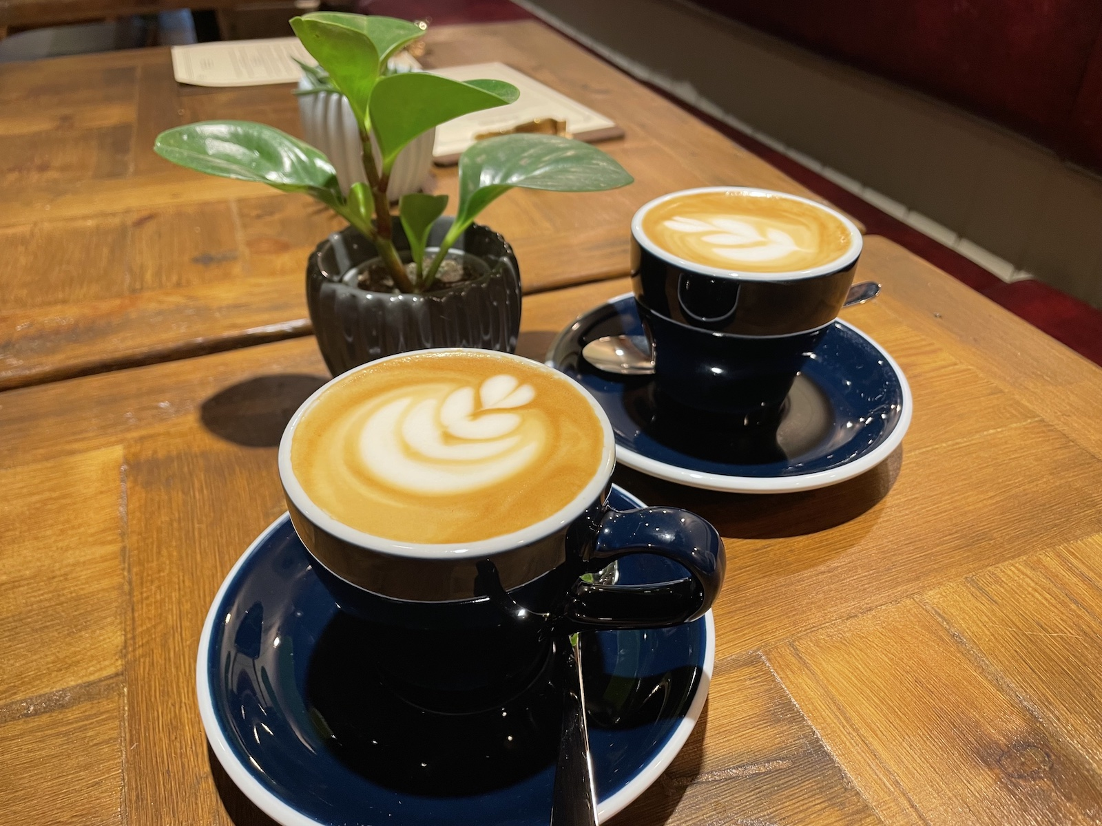 Coffee at The Gentlemen Baristas