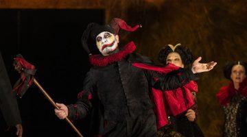 Royal Opera House - Rigoletto - Autumn 2021