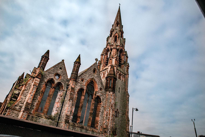 Carlisle Methodist Church Belfast