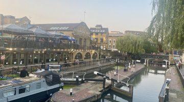 Camden Lock - Staycation at the Holiday Inn Camden Lock
