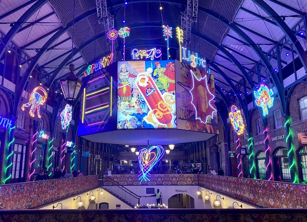 Covent Garden - Colour of Creativity
