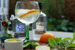 Gin with Orange and Lemon Verbena