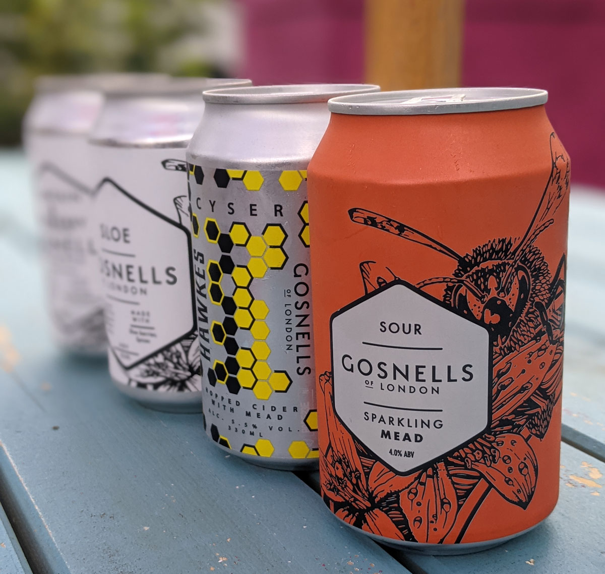 Gosnells Cans