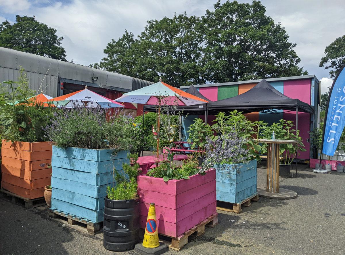 Gosnells mead garden