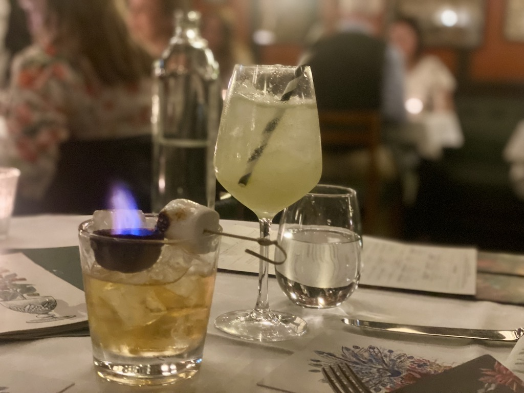 Ivy Market Grill - cocktails