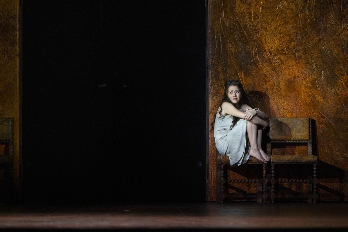 Lisette Oropesa as Gilda - Rigoletto Royal Opera House
