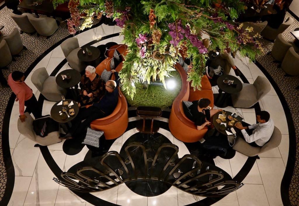 Lobby Bar One Aldwych