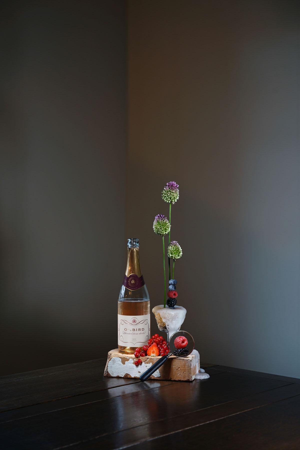 Oddbird Rose Wine