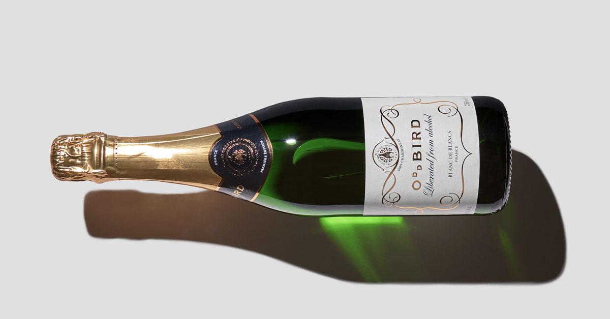 Oddbird Blanc de Blanc Bottle
