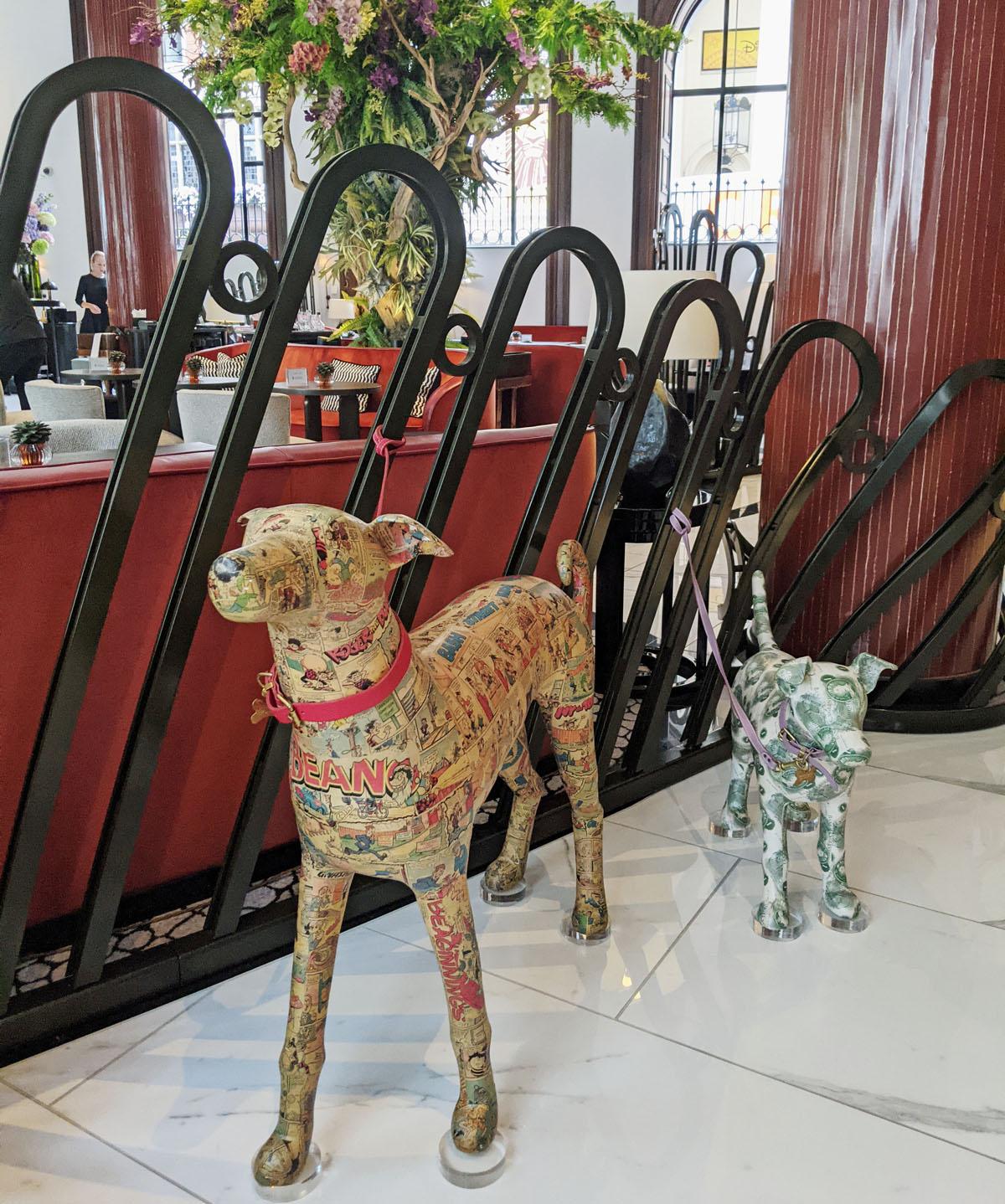 One Aldwych - Dogs