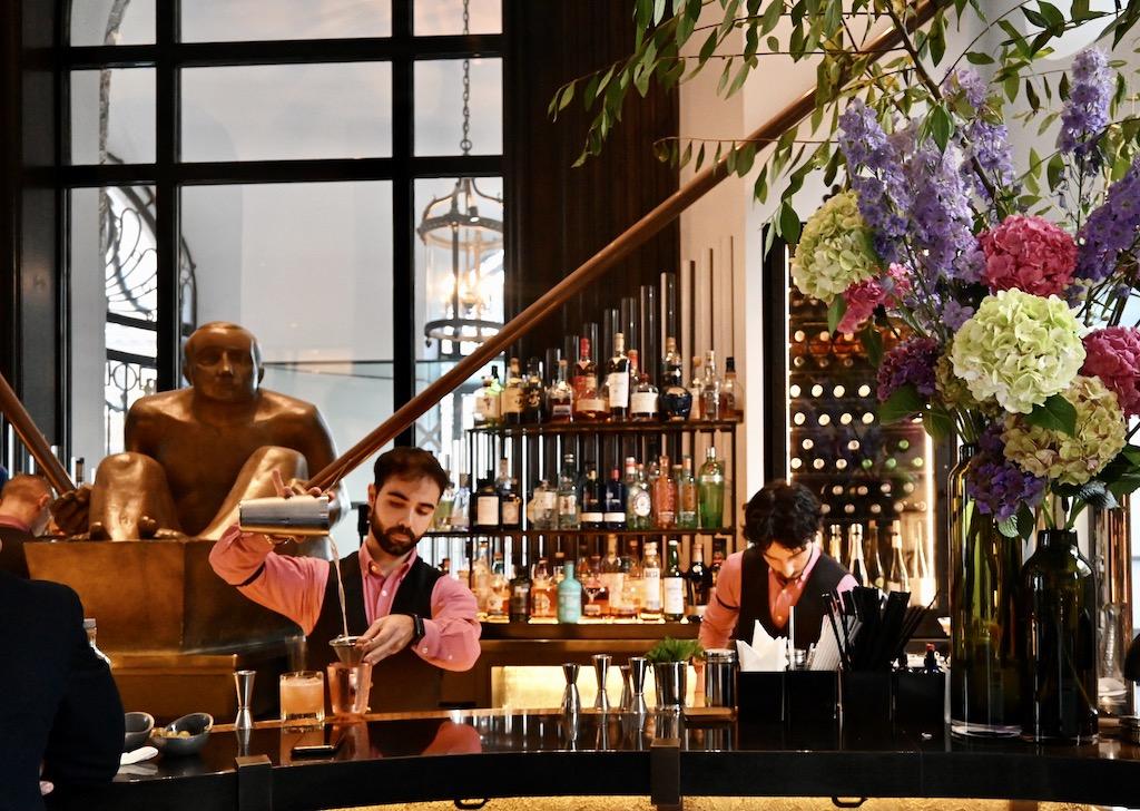 One Aldwych Lobby Bar